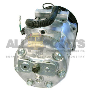 COMPRESSOR ASSEMBLY 8V BACK