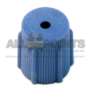 CAP R134A 16MM LO SIDE - BLUE