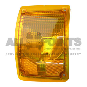 AMTRAN FRONT TURN SIGNAL ASSEMBLY LEFT SIDE