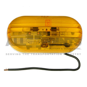 AMBER MARKER LIGHT ASSEMBLY