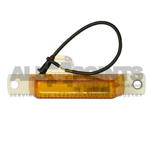 AMBER MARKER LIGHT WITH WIRE