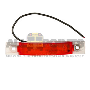 RED MARKER LIGHT ASSEMBLY