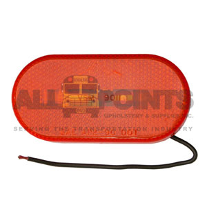 MARKER LIGHT ASSEMBLY, RED