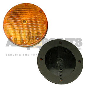 AMBER TURN SIGNAL LIGHT ASSEMBLY