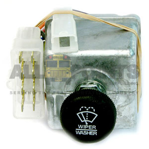 WIPER SWITCH 8 BLADE DAUL MOTOR