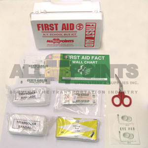 FIRST AID KIT NYS D.O.T.