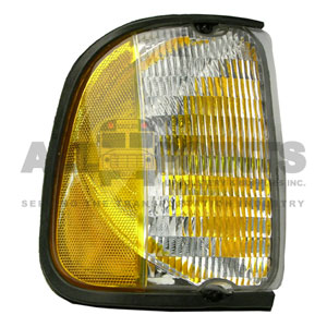 MARKER LAMP ASSEMBLY, FORD VAN
