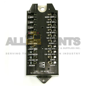 20 circuit fuse block, atc type