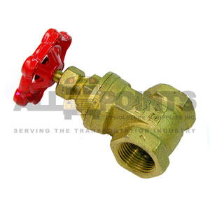 "3/4"" THREADED GATE VALVE"