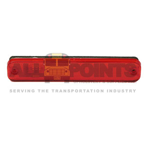 FORD VAN SIDE MARKER; RED