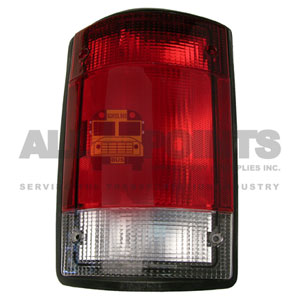 FORD VAN TAIL LIGHT ASSEMBLY LEFT HAND