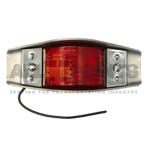 ARMORED MARKER LIGHT, RED