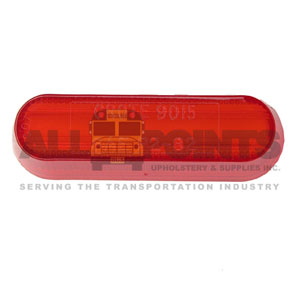 RED MARKER LIGHT LENS