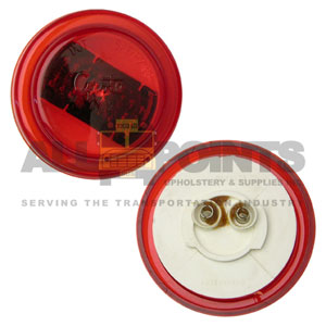 "2.5"" 10 SERIES MARKER LED, RED"