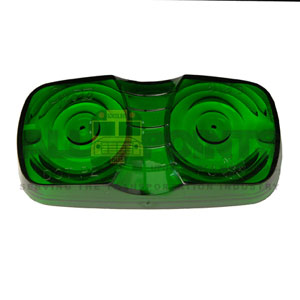 GREEN MARKER LIGHT LENS