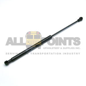 "GAS SPRING 60 LBS. 15"" x 6mm, COMPOSITE ENDS"