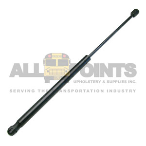 "GAS SPRING 60 LBS. 20"" x 8mm, COMPOSITE ENDS"