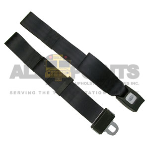 LOOP TYPE RESTRAINT, BLACK