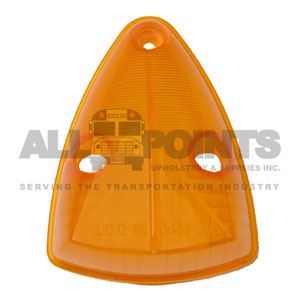 MARKER LIGHT LENS - AMBER
