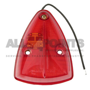 RED CLEARANCE MARKER ASSEMBLY