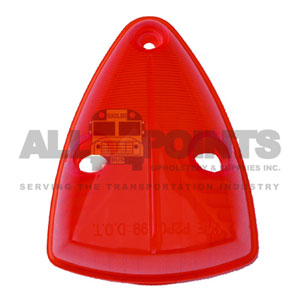 MARKER LIGHT LENS - RED