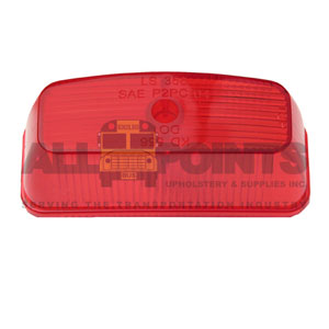 MARKER LIGHT LENS-RED