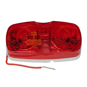 MAXIMA RED 10 LED CLEARANCE LIGHT