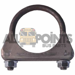 "2.50"" H.D. EXHAUST CLAMP"