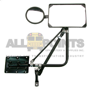 CORBEIL STYLE SIDE MIRROR ASSEMBLY