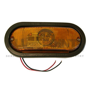 60 SERIES SELF CONTAINED AMBER STROBE LIGHT