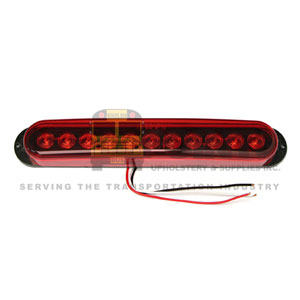 LED THIN LINE, RED