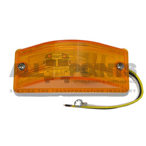 AMBER MARKER LIGHT