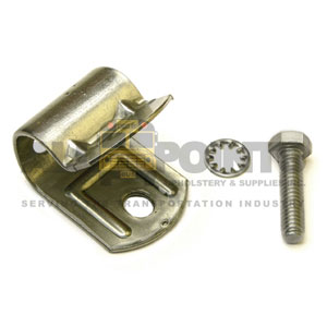 MIRROR CLAMP, 1""