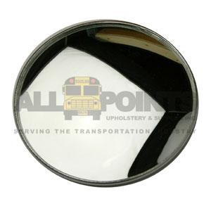 "3"" CONVEX STICK ON SPOT MIRROR"