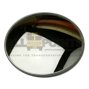 "3.75"" CONVEX STICK ON SPOT MIRROR"