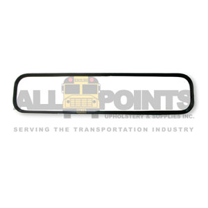 "6X30"" INTERIOR MIRROR SAFETY GLASS"
