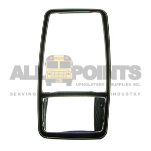 "8 X 15"" DUAL MIRROR, POWER, OVERHANG MOUNT"