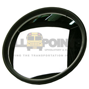 "8"" SHALLOW DOME CROSSOVER MIRROR"