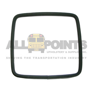 "8X8"" MIRROR, FLAT, CENTER MOUNT"