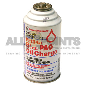 R134A OIL CHARGE 2oz.