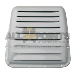 STATIC ROOF VENT ASSEMBLY, RECTANGULAR