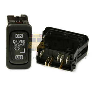 C2 DRIVERS DOME SWITCH