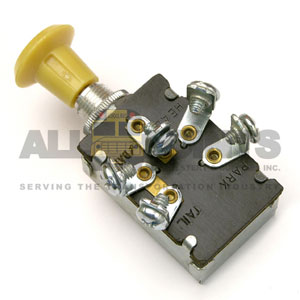 HEADLIGHT PULL SWITCH, 5 SCREW, OFF/ PARK/ HEAD
