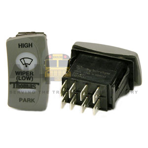 THOMAS WIPER SWITCH, 8 BLADE