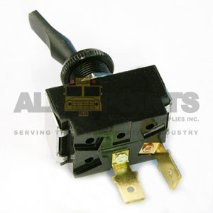 TOGGLE SWITCH, 2 BLADE