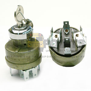 IGNITION SWITCH, 11 BLADE