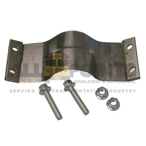 "2.75"" EXHAUST SEAL CLAMP, PRE-FORMED"