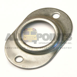 STANCHION OVAL FLANGE 1 1/4