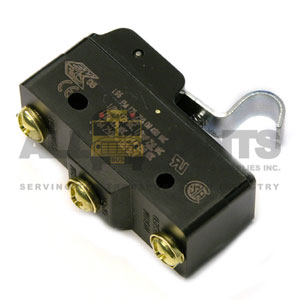 HEAVY DUTY LIMIT SWITCH; STRAIGHT BAR W/ HOOK