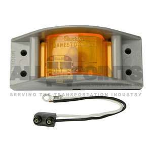 AMBER MARKER LIGHT ASSEMBLY, MODEL12